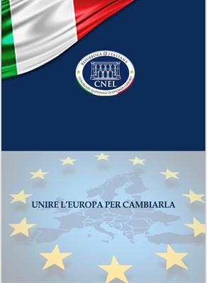 DAL CNEL UN PATTO SOCIALE PER RIFORMA E RILANCIO DELLA UE